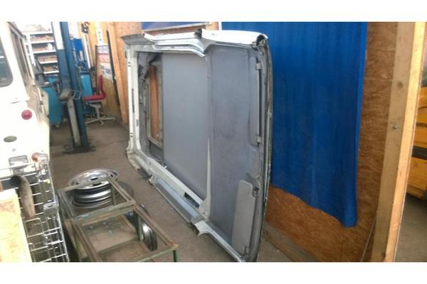 aufstelldach ford transit nugget klappdach wohnmobil in. Black Bedroom Furniture Sets. Home Design Ideas