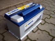 Auto-Batterie VARTA