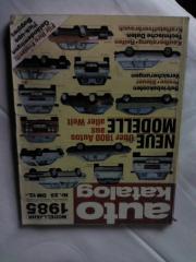 Auto Katalog von