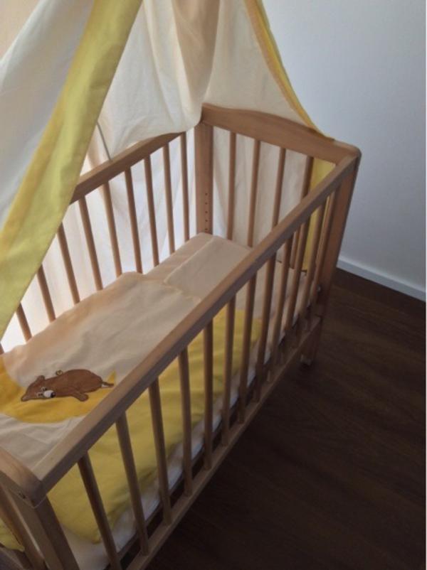baby beistellbett in m nchen wiegen babybetten reisebetten kaufen und verkaufen ber private. Black Bedroom Furniture Sets. Home Design Ideas
