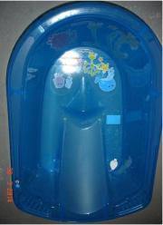 Babybadewanne in Blau