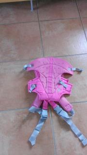 Babytrage pink Becute