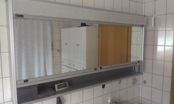 badezimmer schiebet ren spiegelschrank in ilvesheim bad. Black Bedroom Furniture Sets. Home Design Ideas
