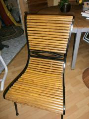 Bambusstuhl! einzigartig ,hingucker