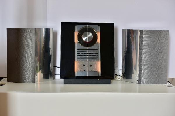 Bang & Olufsen Beosound Ouverture 2631 Mit CD/Kassette TOP
