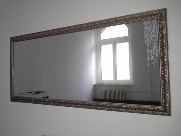 barock spiegel silber in mannheim polster sessel couch kaufen und verkaufen ber private. Black Bedroom Furniture Sets. Home Design Ideas