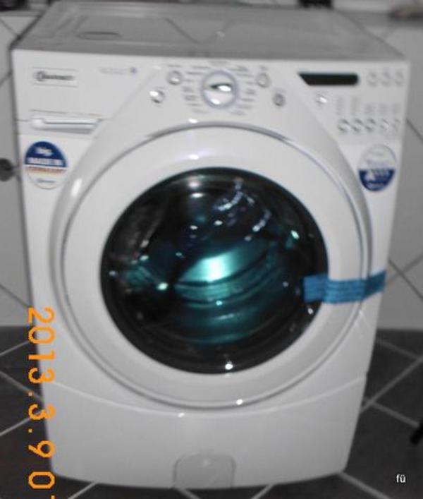 bauknecht waschmaschine a 10kg neu in rednitzhembach waschmaschinen kaufen und. Black Bedroom Furniture Sets. Home Design Ideas
