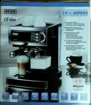 BEEM Kaffeemaschine Siebträgermaschine