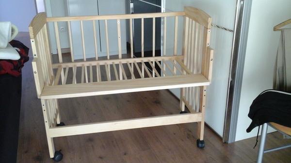 beistellbetten neu und gebraucht kaufen bei. Black Bedroom Furniture Sets. Home Design Ideas