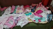 Bekleidungspaket Mädchen 50-