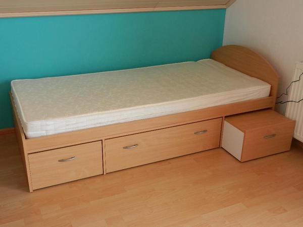 Kinderbett bett neu und gebraucht kaufen bei for Bett 70x140 ikea