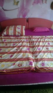 Bettwäsche für ein