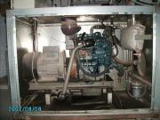 BHKW; Blockheizkraftwerk Diesel,