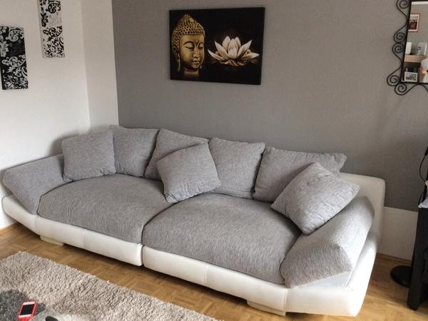 big sofa von cnouch grau big sofa xxl 371464867 0 150 34. Black Bedroom Furniture Sets. Home Design Ideas