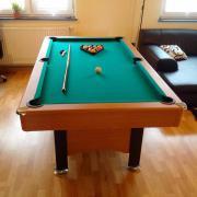 Billiardtisch (6ft, 183x90cm