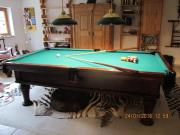 Billiardtisch 8ft mit