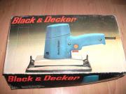 Black & Decker Vibrationsschleifer
