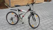Blackrain Mountaibike 26