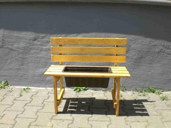 blumenbank in weilersbach sonstiges f r den garten balkon terrasse kaufen und verkaufen ber. Black Bedroom Furniture Sets. Home Design Ideas