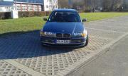 BMW 318i auf