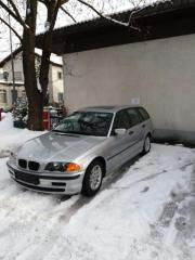 BMW 318d touring E 46, gebraucht gebraucht kaufen  <dl> </dl>