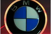 BMW Emblem Beleuchtung