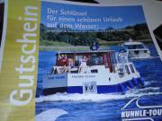 Bootsferien Gutschein 1000EUR