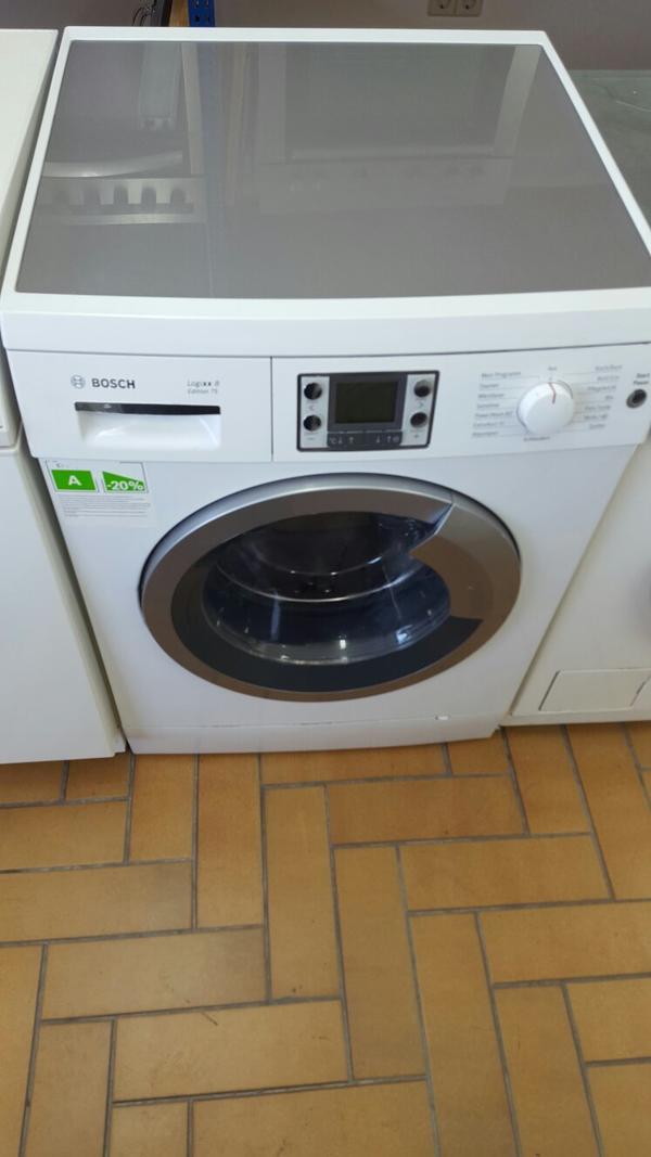 waschmaschine bosch kaufen gebraucht und g nstig. Black Bedroom Furniture Sets. Home Design Ideas