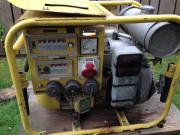 Bosch Strom Aggregat