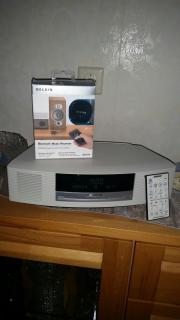 bose wave hifi audio tv video foto gebraucht. Black Bedroom Furniture Sets. Home Design Ideas