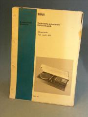 Braun Audio 400