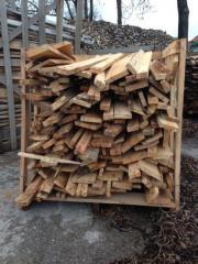 Brennholz, Buche, Buchenholzlatten