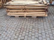 Brennholz, Buchenpaletten teilzerlegte