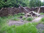 Brennholz Kaminholz gegen