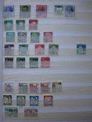 Briefmarken, Album mit