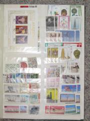 Briefmarken aus aller