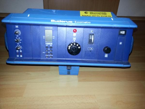 Buderus Regelung Hs3220 In Filderstadt Elektro