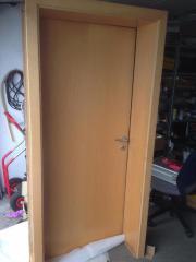 Büche Zimmertür mit