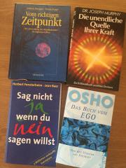 Bücherflohmarkt: Mond, positives