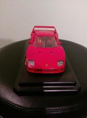 burago Ferrari F40 (