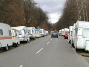 Camping - Dauerstellplatz