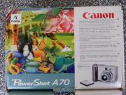 Canon PowerShot A70 /