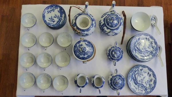 Chinesisches Geschirr Kaufen : chinesisches porzellan kaufen gebraucht und g nstig ~ Michelbontemps.com Haus und Dekorationen