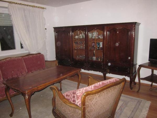 chippendale wohnzimmer original aus den 60er jahren in adelshofen designerm bel klassiker. Black Bedroom Furniture Sets. Home Design Ideas