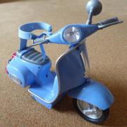 City Motorroller von