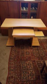 Computer+ Schreibtisch neuwertig