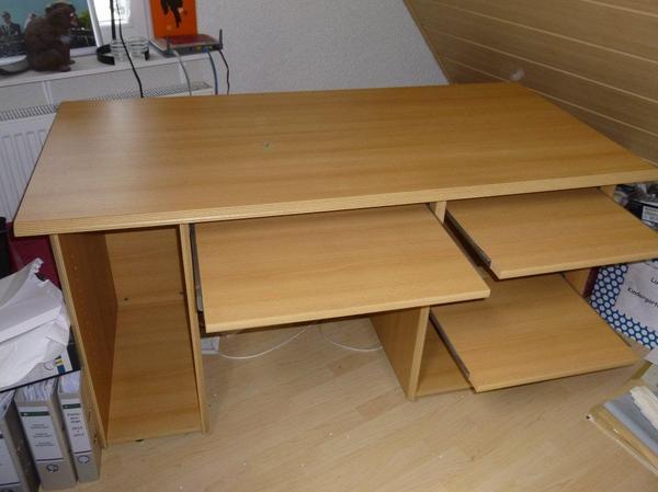 computertisch buche neu und gebraucht kaufen bei. Black Bedroom Furniture Sets. Home Design Ideas