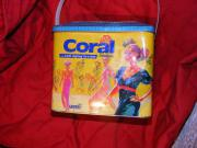 Coral Blechdose