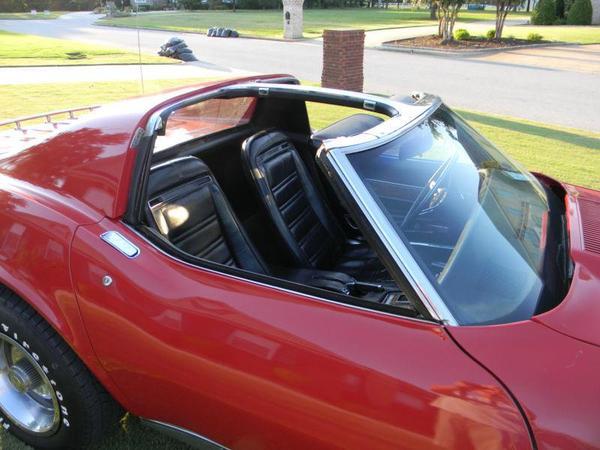 corvette c3 454 cid v8 ls4 in simbach us automobile. Black Bedroom Furniture Sets. Home Design Ideas