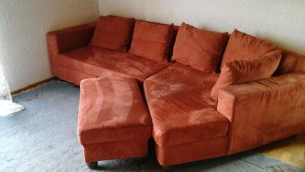 couch g nstig abzugeben in bad k nig polster sessel couch kaufen und verkaufen ber private. Black Bedroom Furniture Sets. Home Design Ideas